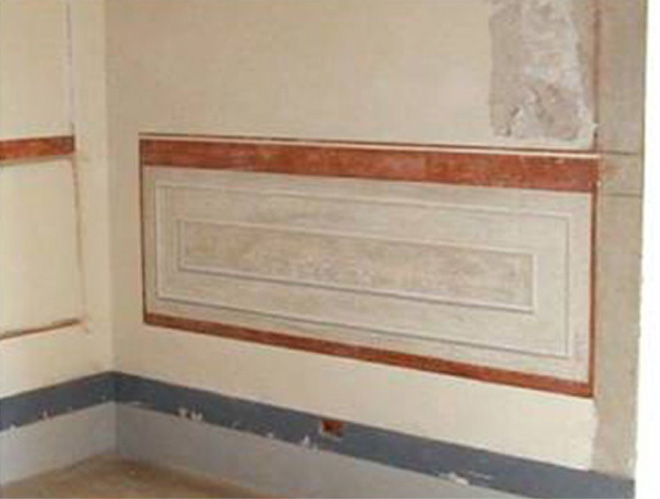 Restauro decorazioni pittoriche - Decorazioni pittoriche ...